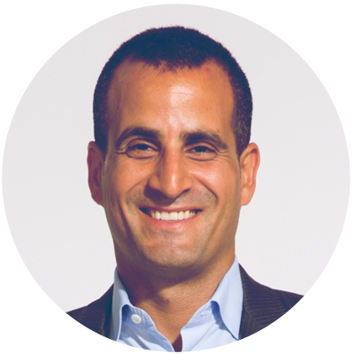 Som Seif, Founder and CEO of Purpose Investments