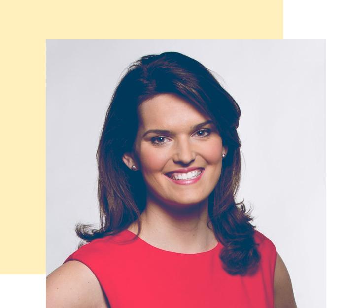 Host Caroline Cameron - Sportsnet Host