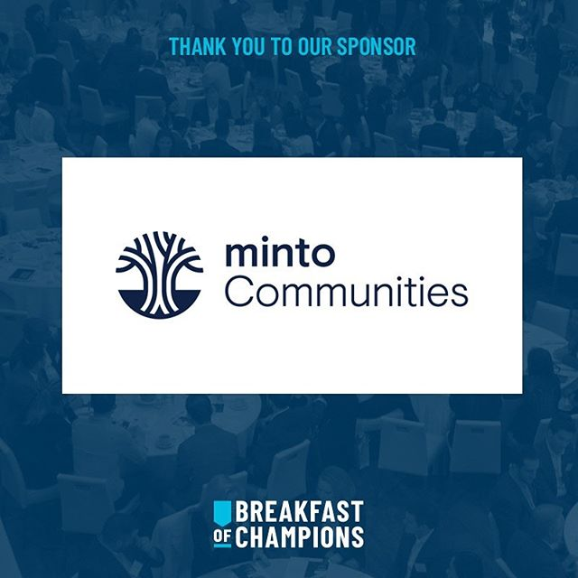 @champs4sickkids wouldn't be possible without the support from companies such as Minto Communities. Thank you for being a champion sponsor! 🏅 . . #champs4sickkids #sickkidsVS #communitybuilders #company #yyz #torontoevents.