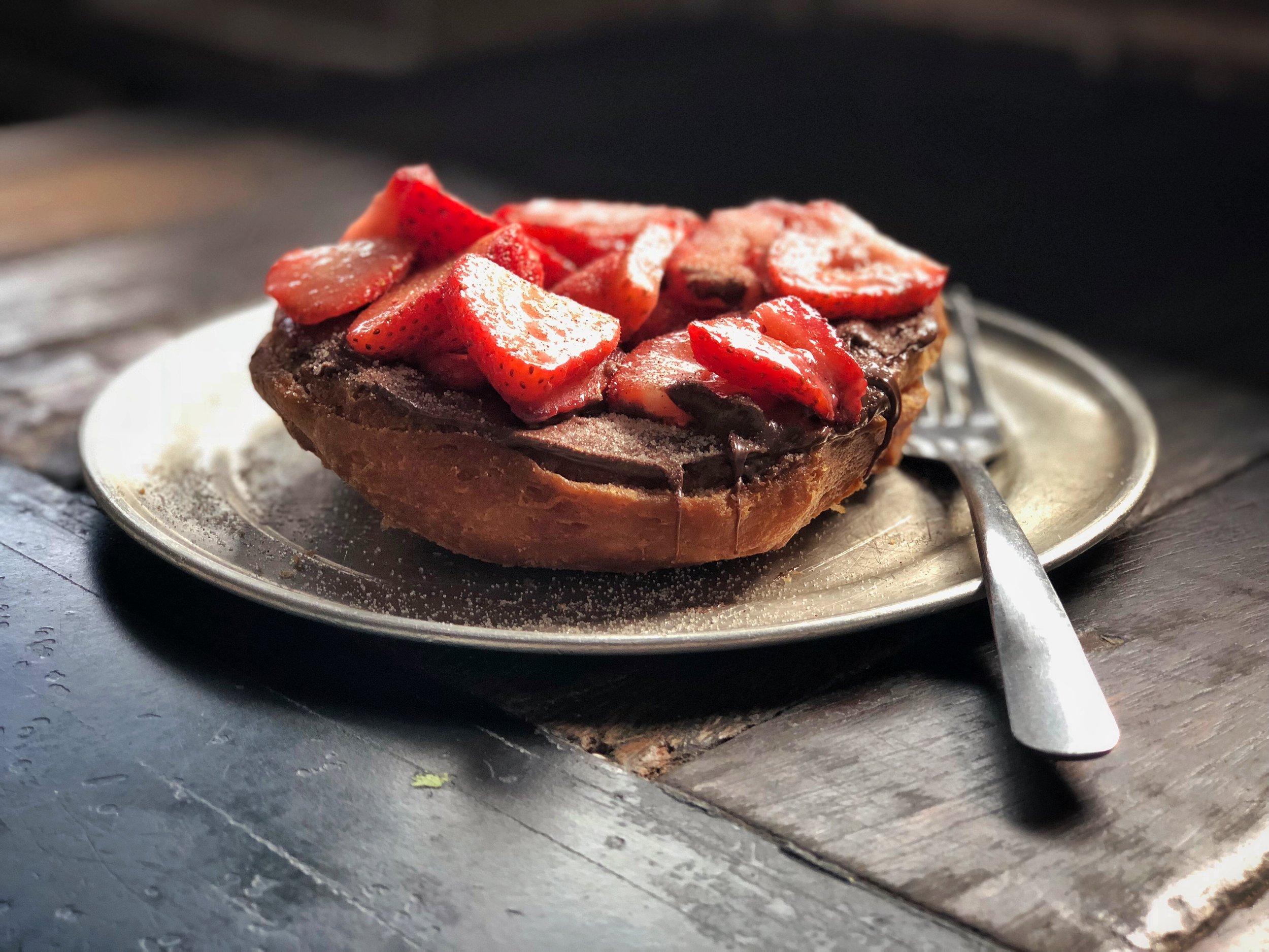 pâte à tartiner choco noisette par Alix Le Calvez Diététicienne Psychonutritionniste