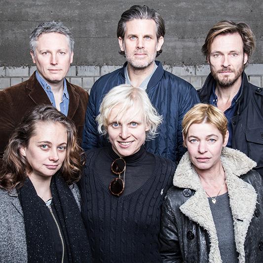 Der Cast -