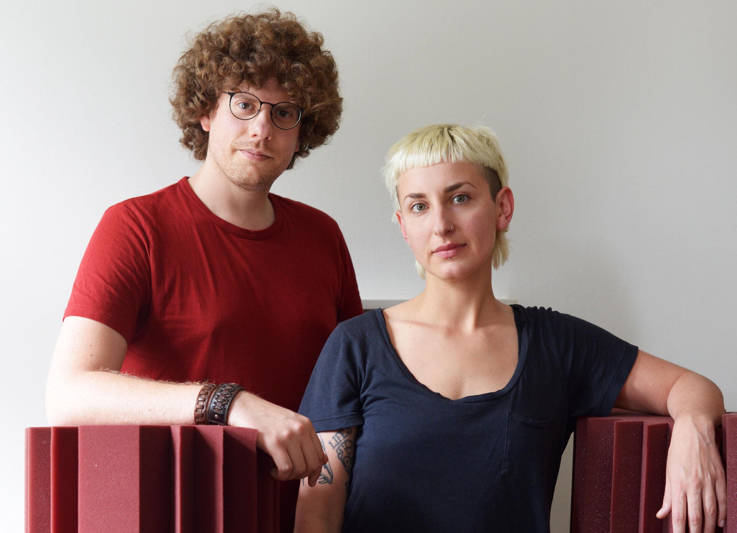 Anna Christ & Jonas Pflaumer im Interview - Alles über die Entwicklung des Podcast