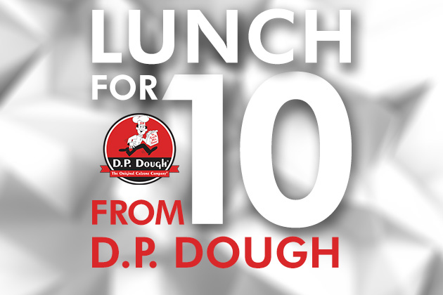 Lunch For 10 Giveaway '16