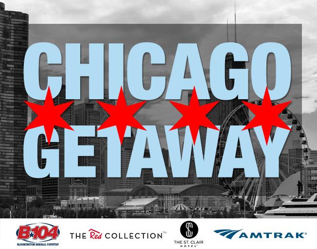 Chicago Getaway Giveaway '18