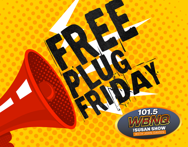Free Plug Friday '19