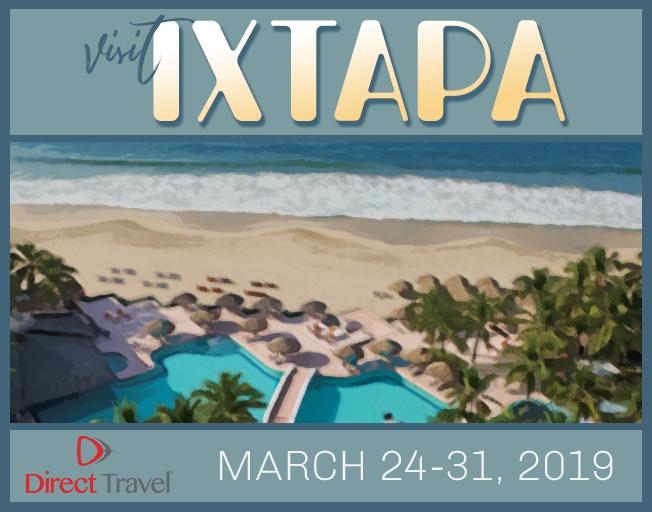 Ixtapa Trip Sale '18