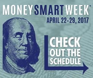 Money Smart Week Ad