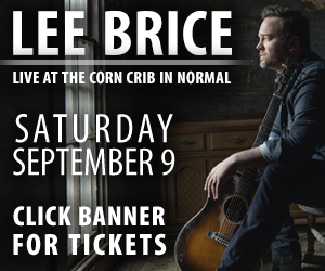 Lee Brice Banner Ad