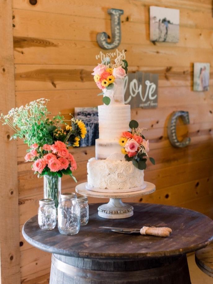 Cake and Flowers Wedding.jpg