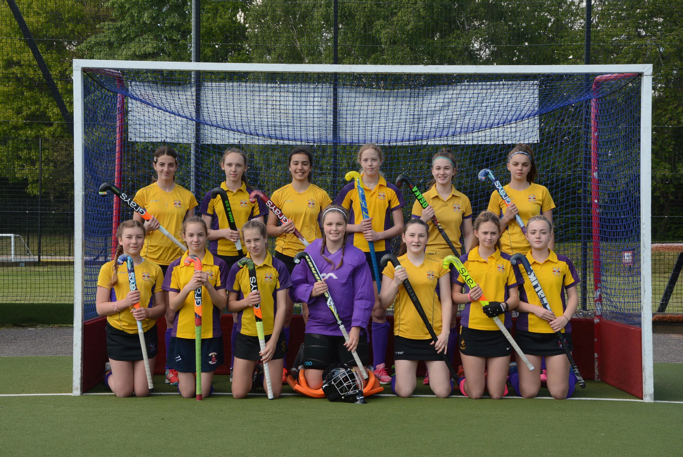 Welcome to Winchester Hockey Club  Hockey for all