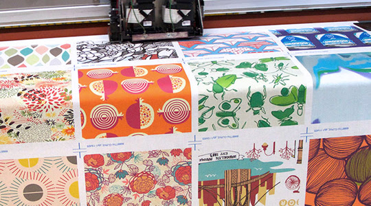design your own printed fabric