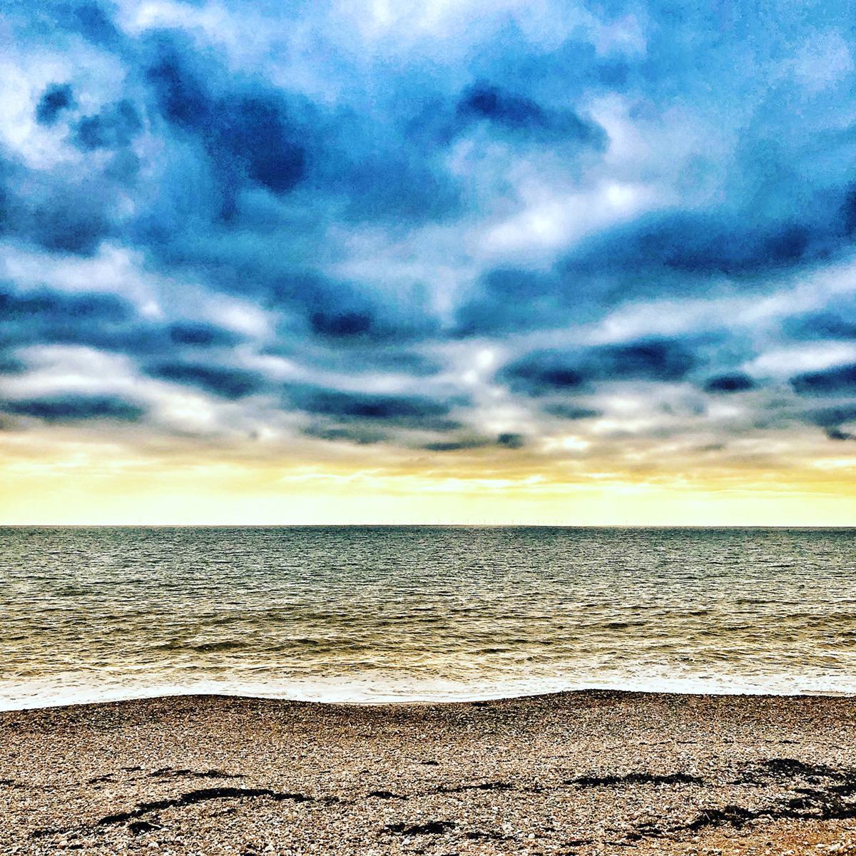 Silvery Shoreline 1