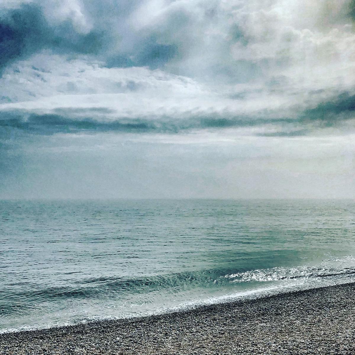Silvery Shoreline 3