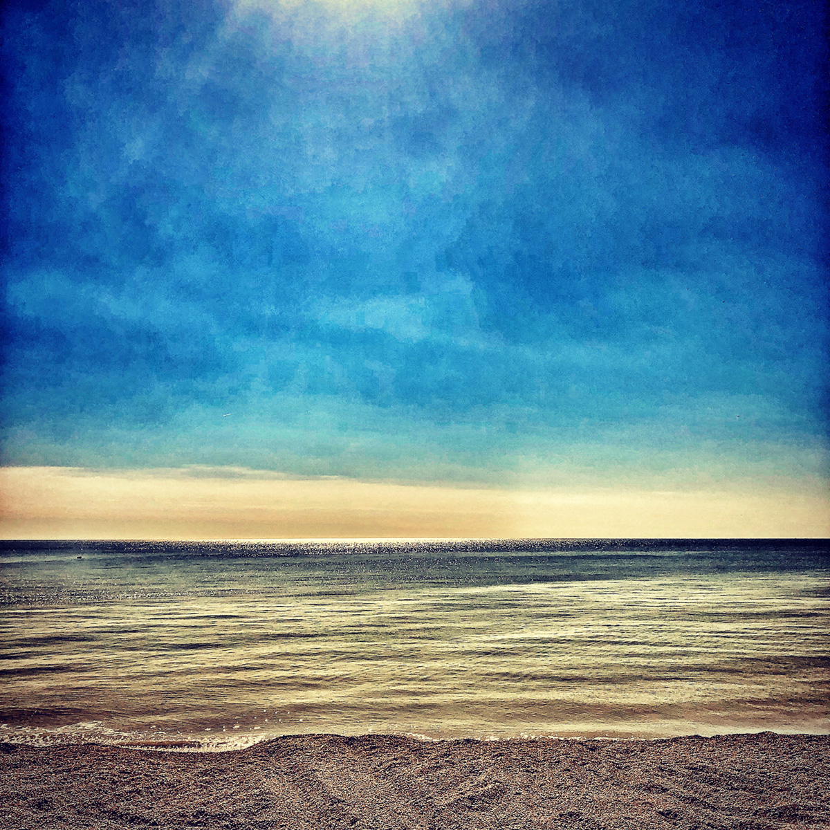 Silvery Shoreline 2