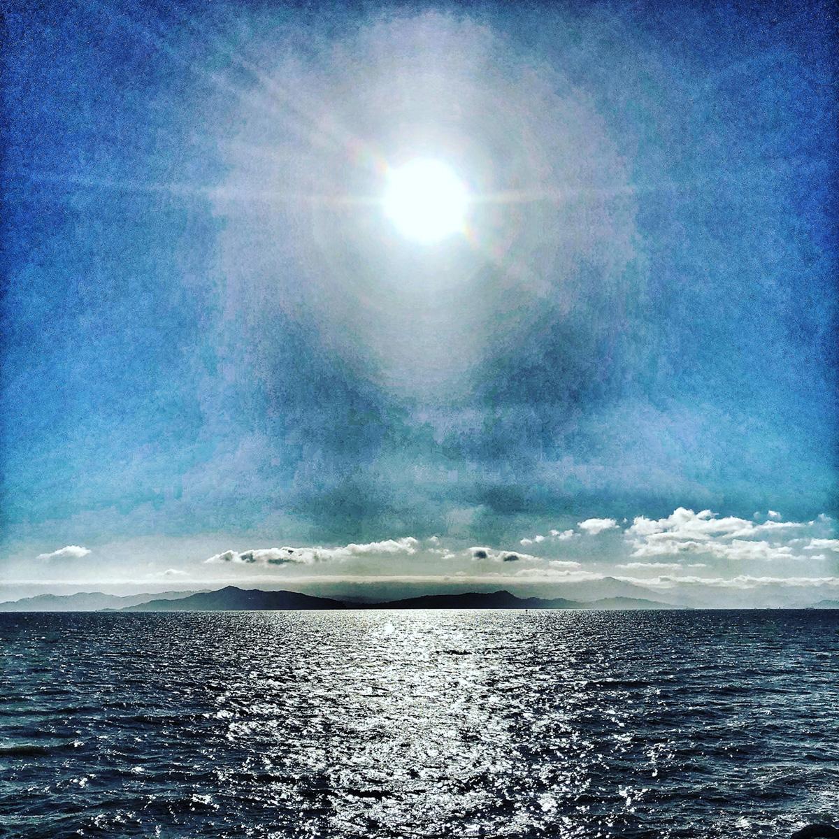 Blue Skies in the Bay
