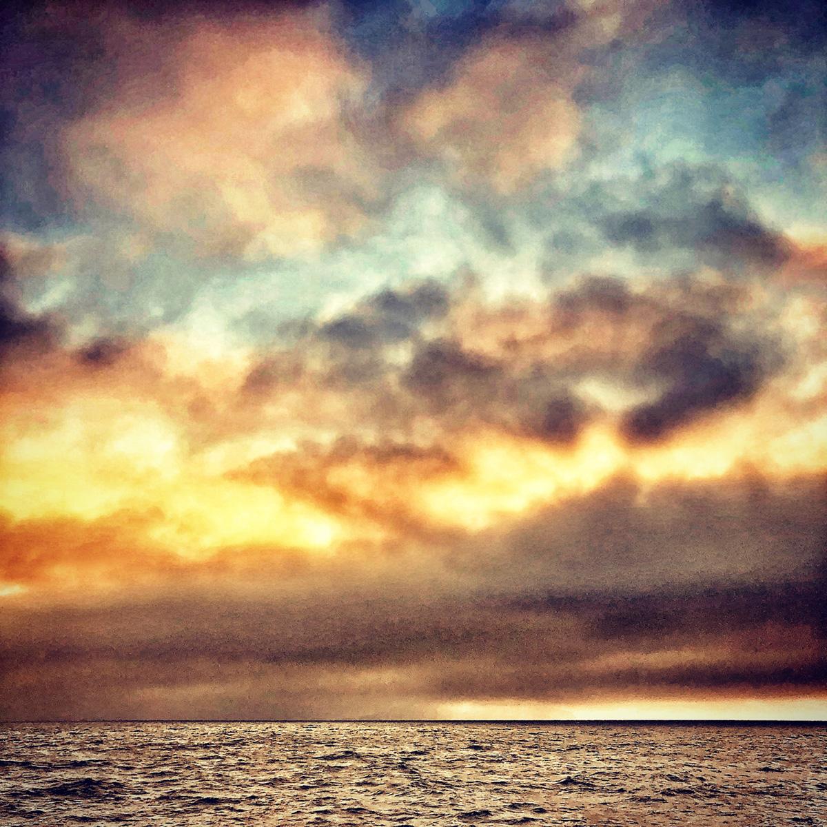 Multi-Colored Clouds