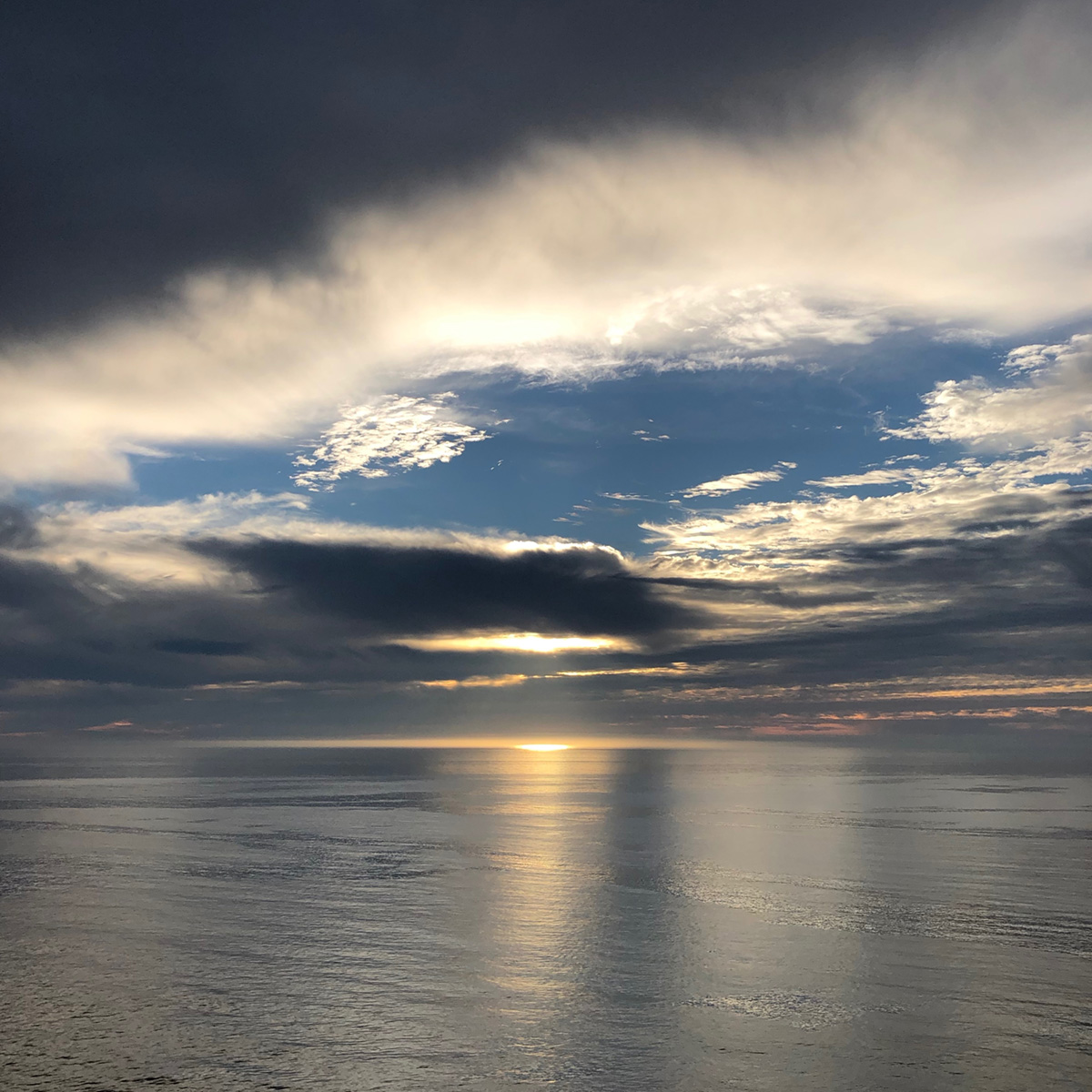 Peaceful Ocean 1