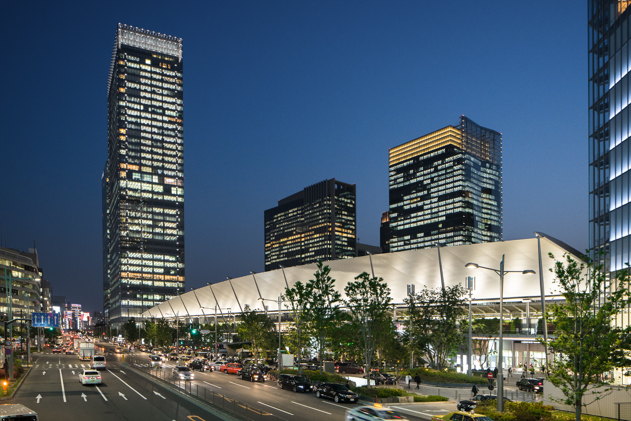 Copy of Copy of Copy of Tokyo Station - Yaesu Redevelopment