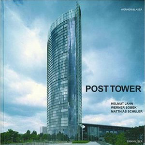 Post Tower - The aerodynamically designed highrise building which houses the offices of the Deutsche Post is a remarkable example of the collaboration between Helmut Jahn, Werner Sobek and Matthias Schuler. This innovative design has been honoured by the Urban Land Institute. This book portrays this structure in stunning duotone photographs, short texts and plans. 2003