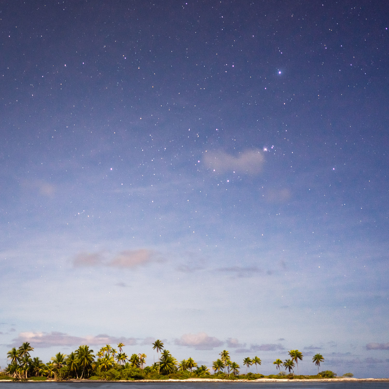 Pacific night