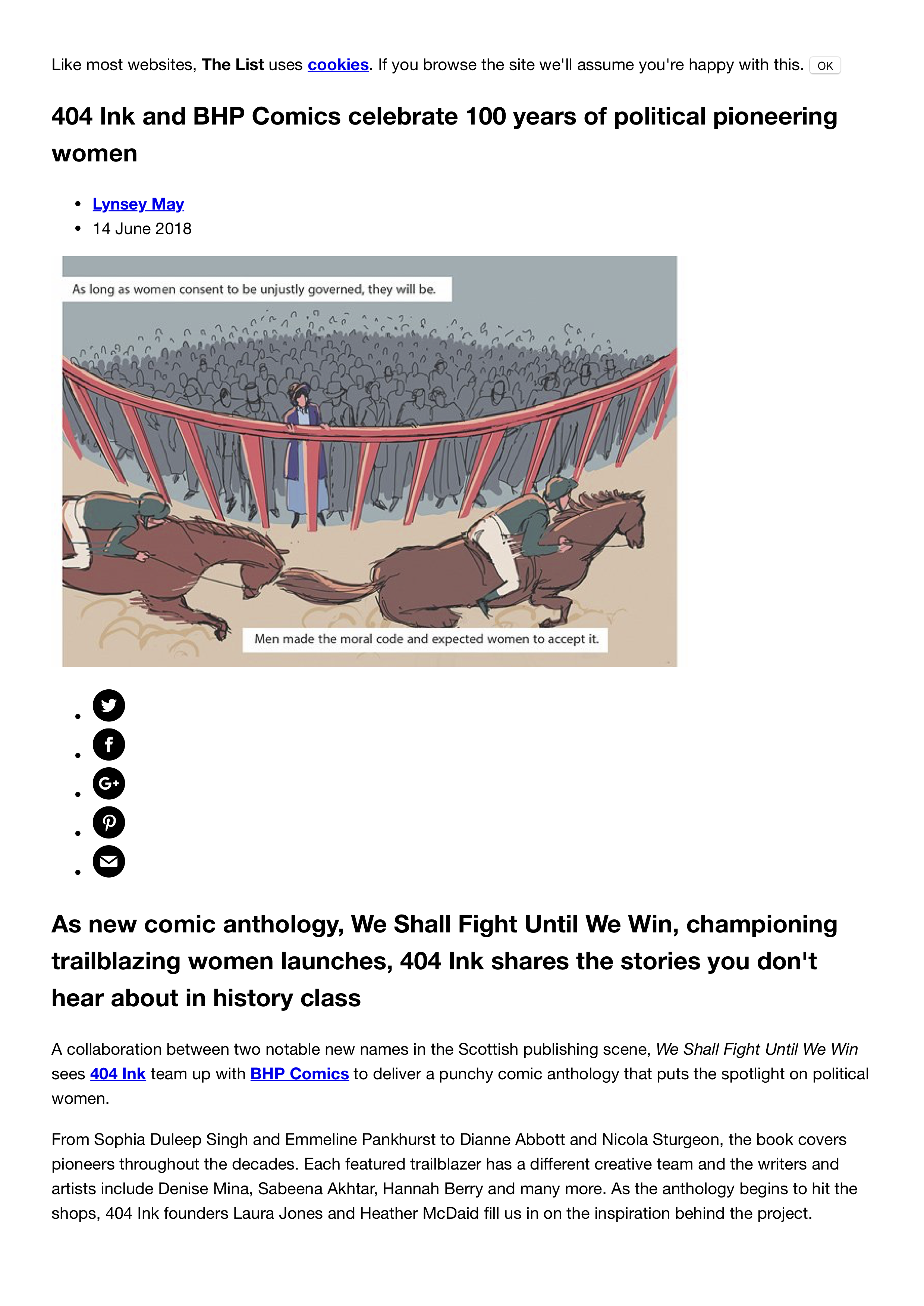 404 Ink and BHP Comics celebrate 100 years of political pioneering women _ The List 1.png