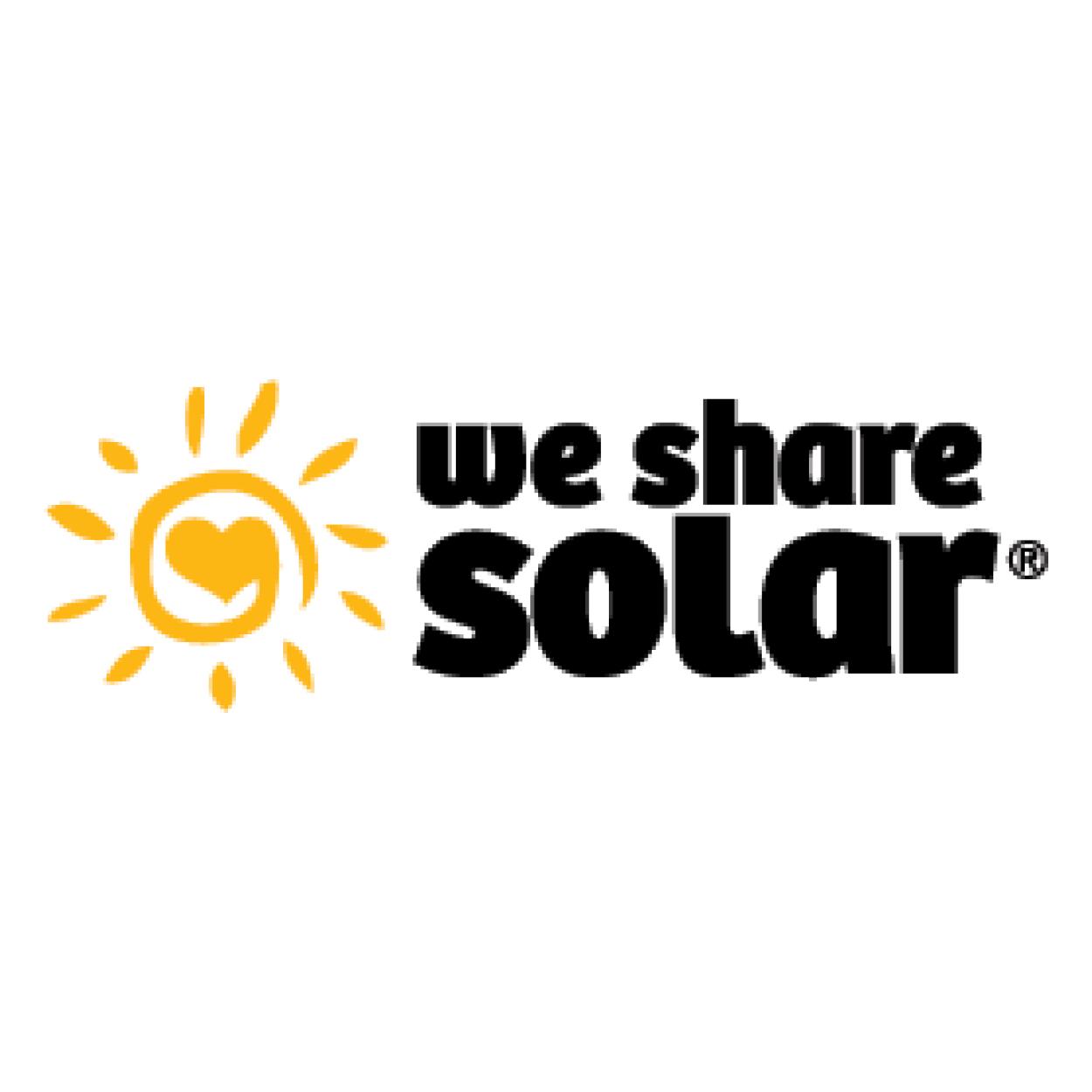 We Share Solar