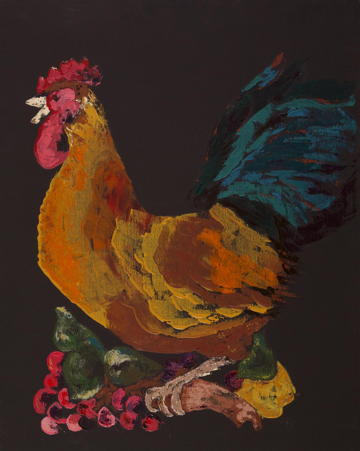1 - Early Morning Rooster