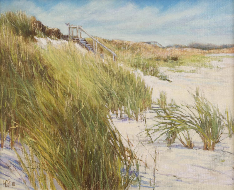 27 - Rhythm of Dune Grass