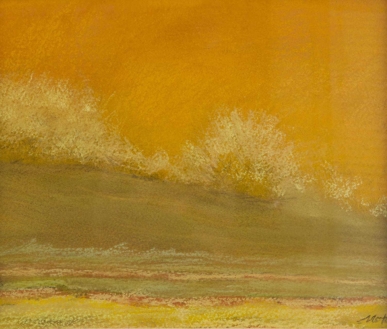30 - Marsh Motif in Yellow