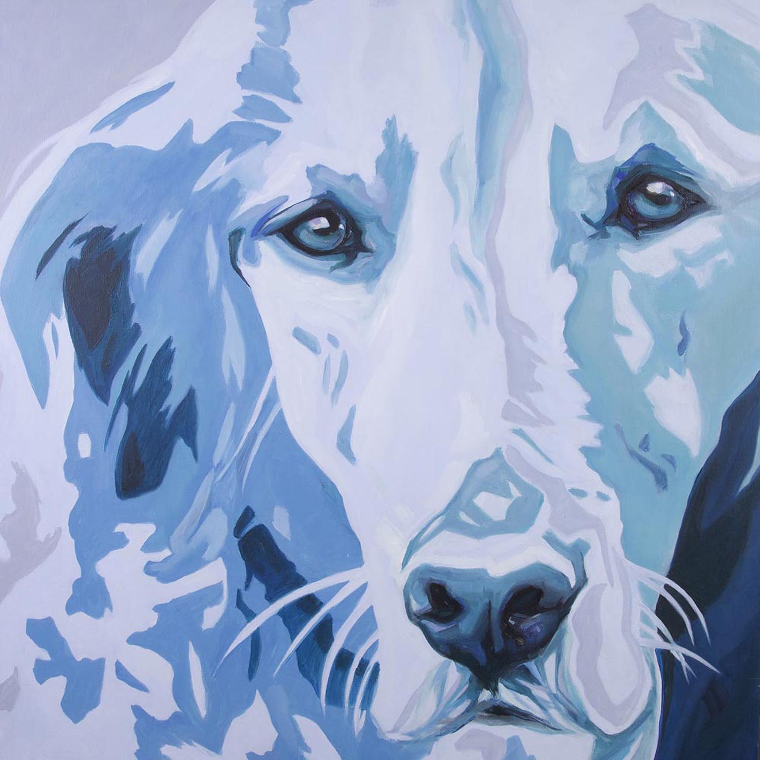 43 - Portrait of your dog!