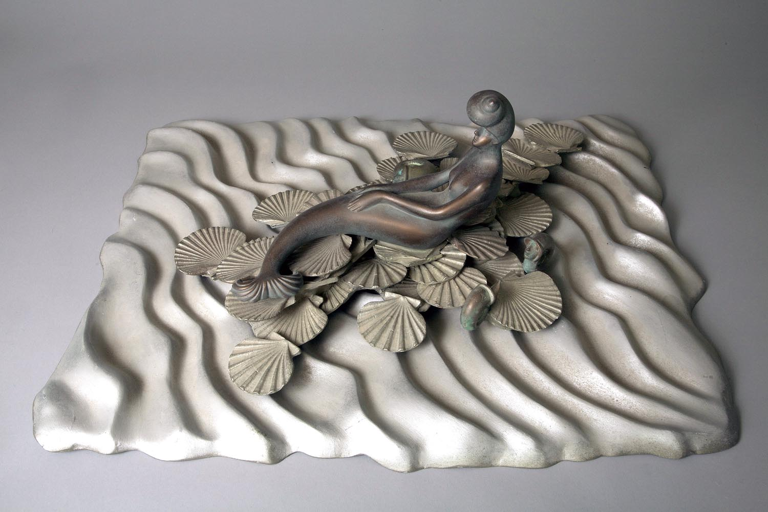 34 - Sirena & Consorts in a Sea of Shells
