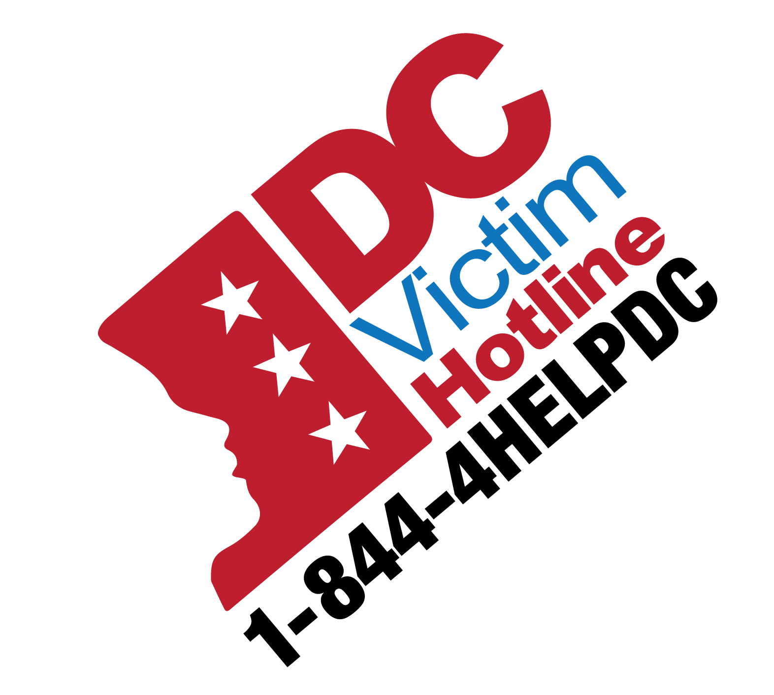 To access services - Call or chat with the DC Victim Hotline 24/7/365