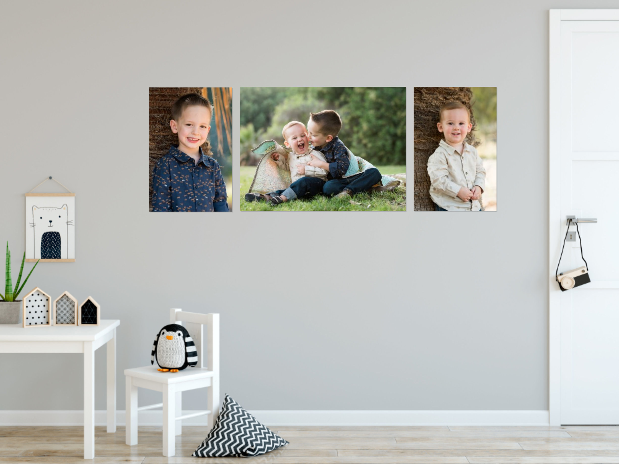 Victoria BC Family Photographer gallery wall (2).jpg