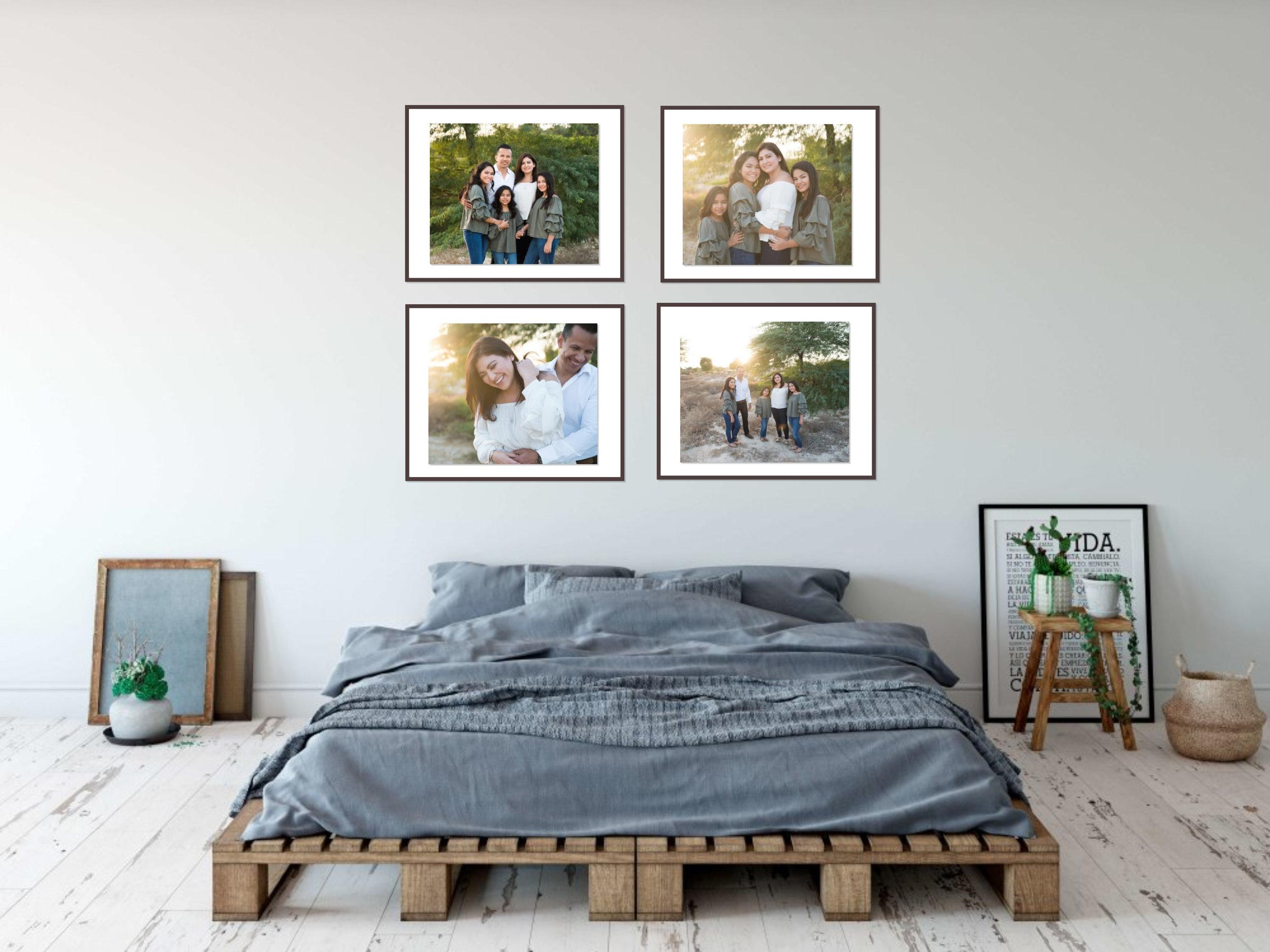 Victoria BC Family Photographer Gallery Wall Designer.jpg