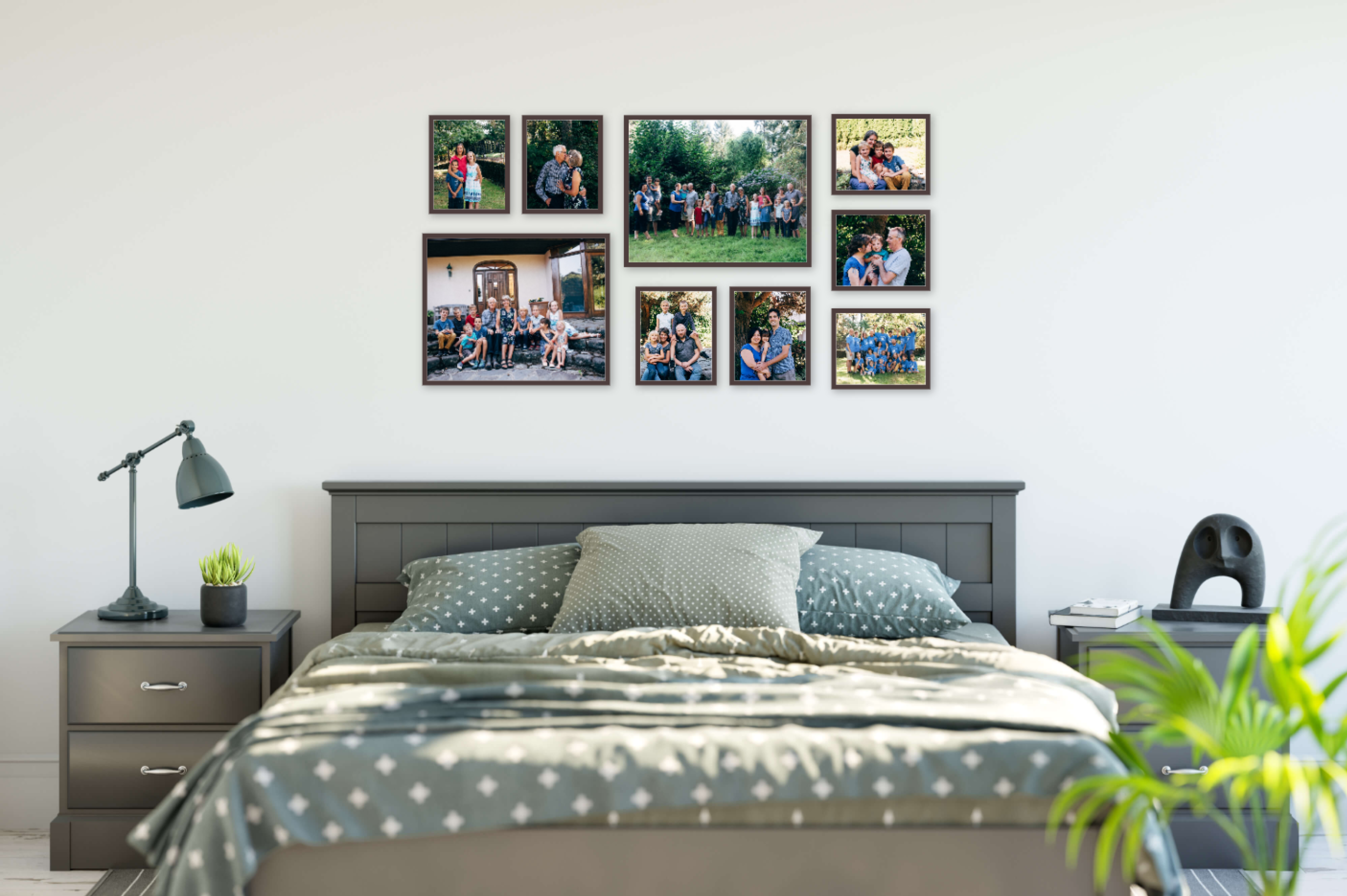family gallery wall in the bedroom.png