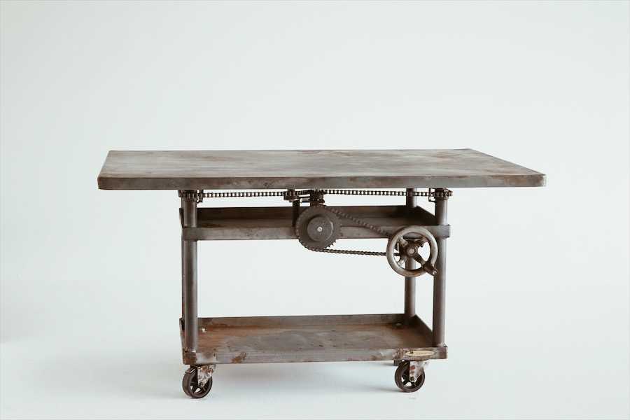 Custom Dining Table Tulsa pic 2 .JPG