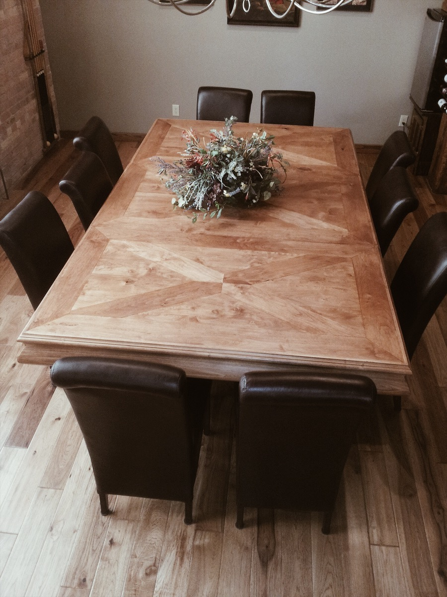 Custom Dining Tables Tulsa pic 4 .JPG