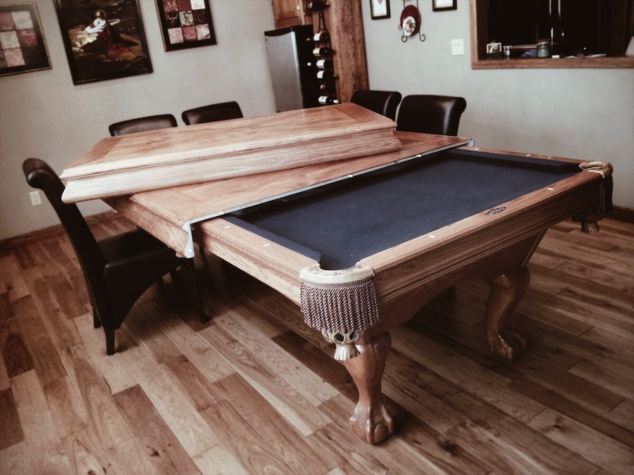Custom Game Dining Table .JPG