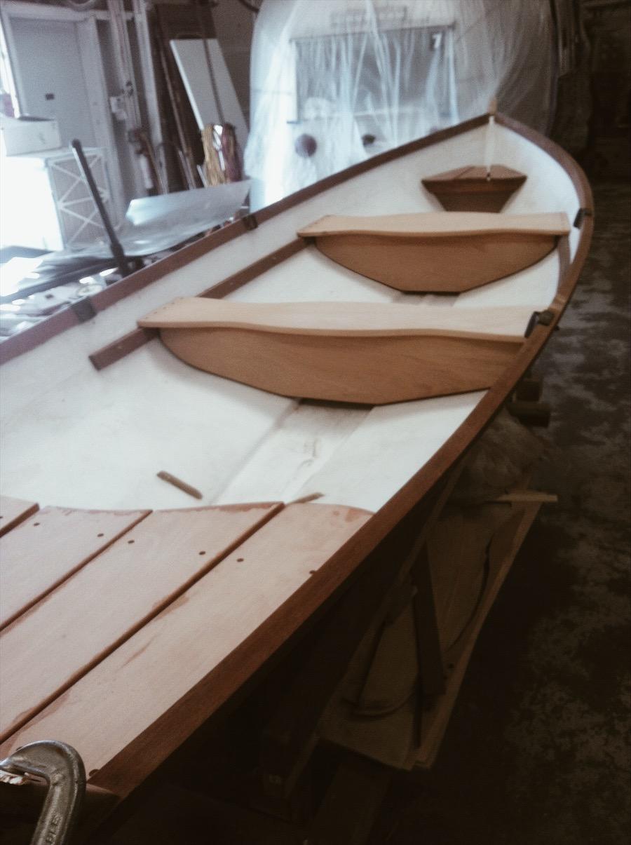 Seaford Skiff Boat Pic two.JPG