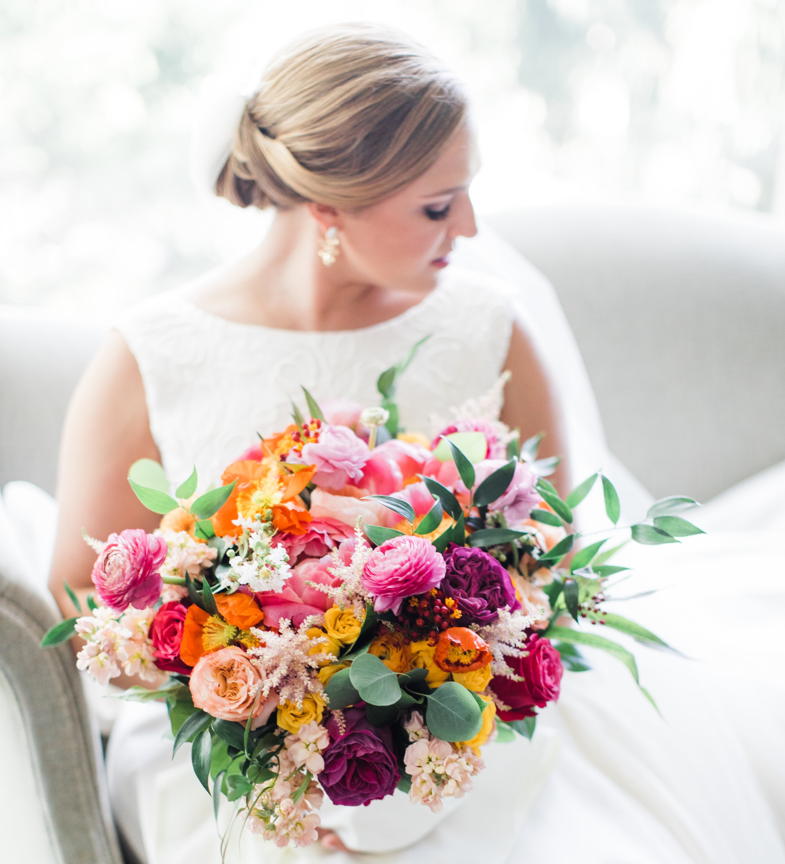 Donate - Wondering what to do with the flowers after your wedding or event? We would love to help!