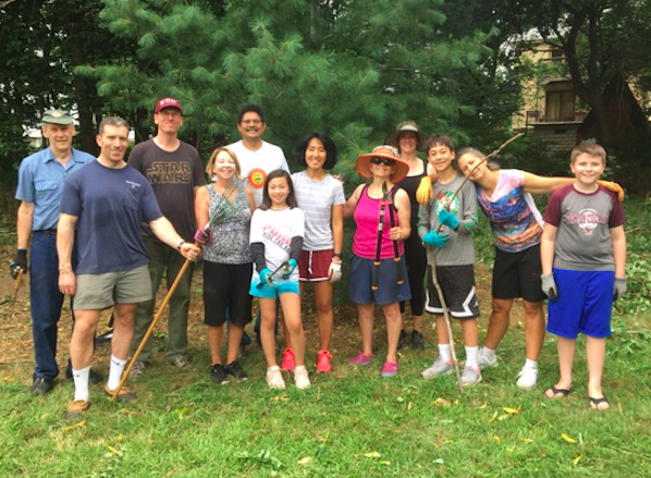 Pond happenings - See what the Friends of Chandler Pond have been up to this year.