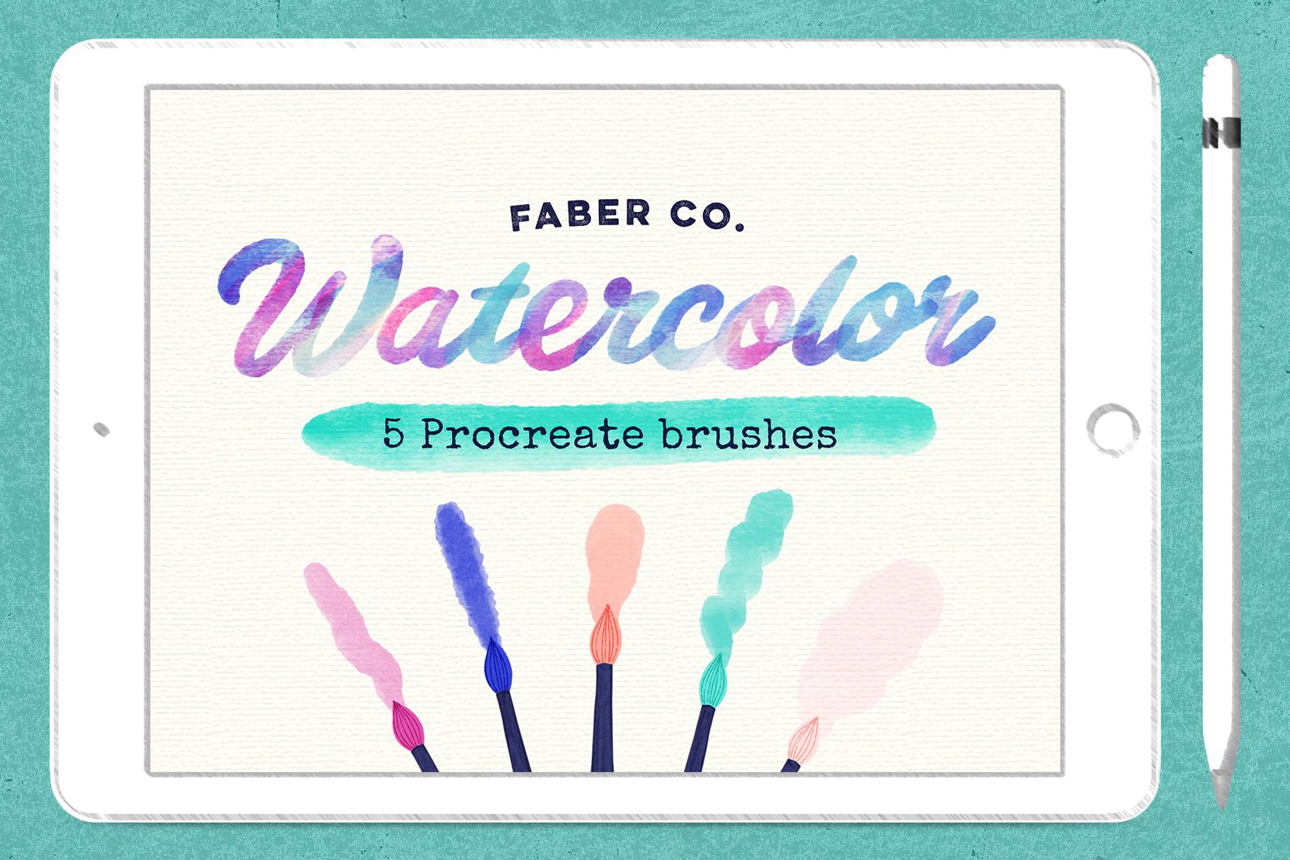 Watercolor_FaberCo_Ipad_Cover-Image_MOCKUP_Pencil.jpg