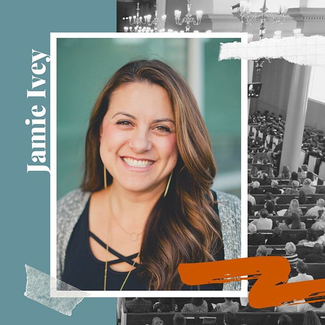 We are happy to announce our final keynote speaker for the Cultivate Leadership Conference: Jamie Ivey!  Learn more here and register: cultivatese.com