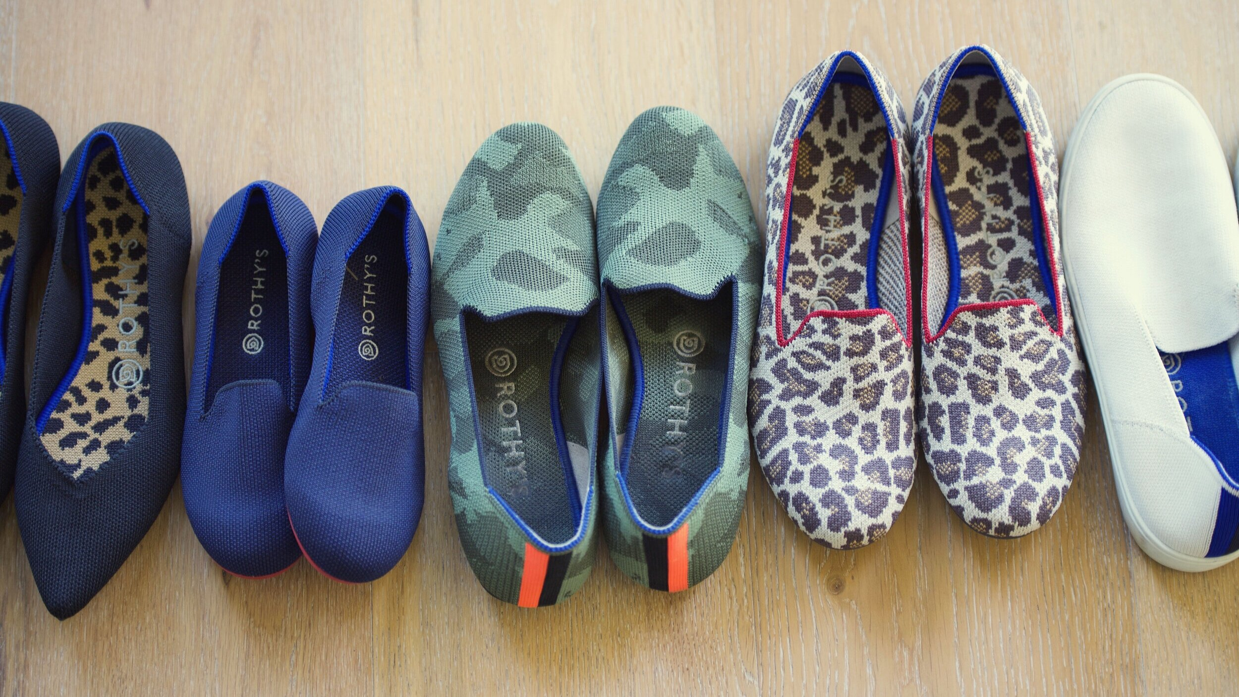 Rothy's Sustainable Shoes