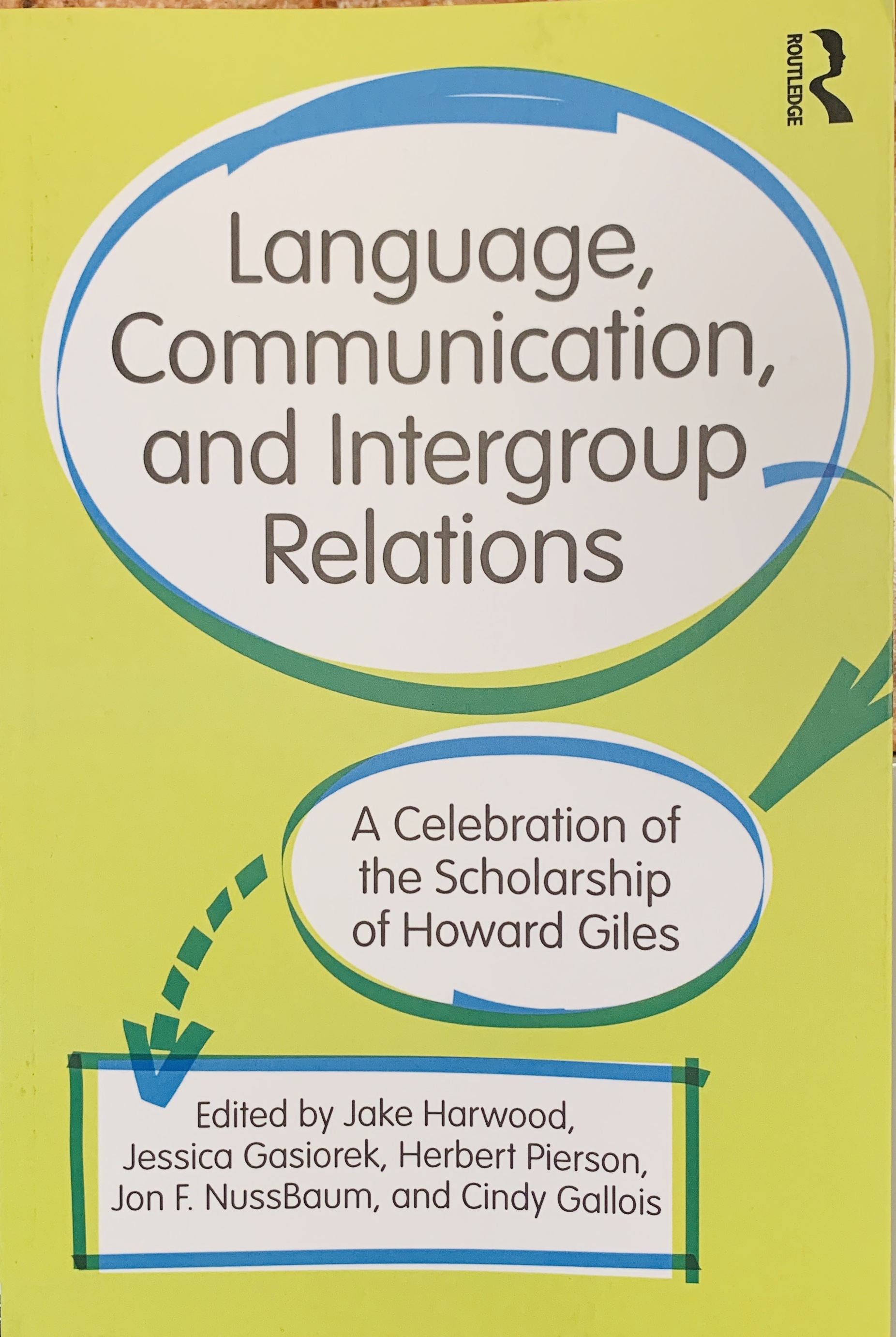 Language communication and intergroup relations.   This book presents de corrent state of knoledge at the intersection of language, communication, and intergroup relations, drawing on interdisciplinary work from the fiels of communication, social psychology, and sociolingüístics. Maria Àngels Viladot has participated with an article: ... what about communication accomodation between genders?.