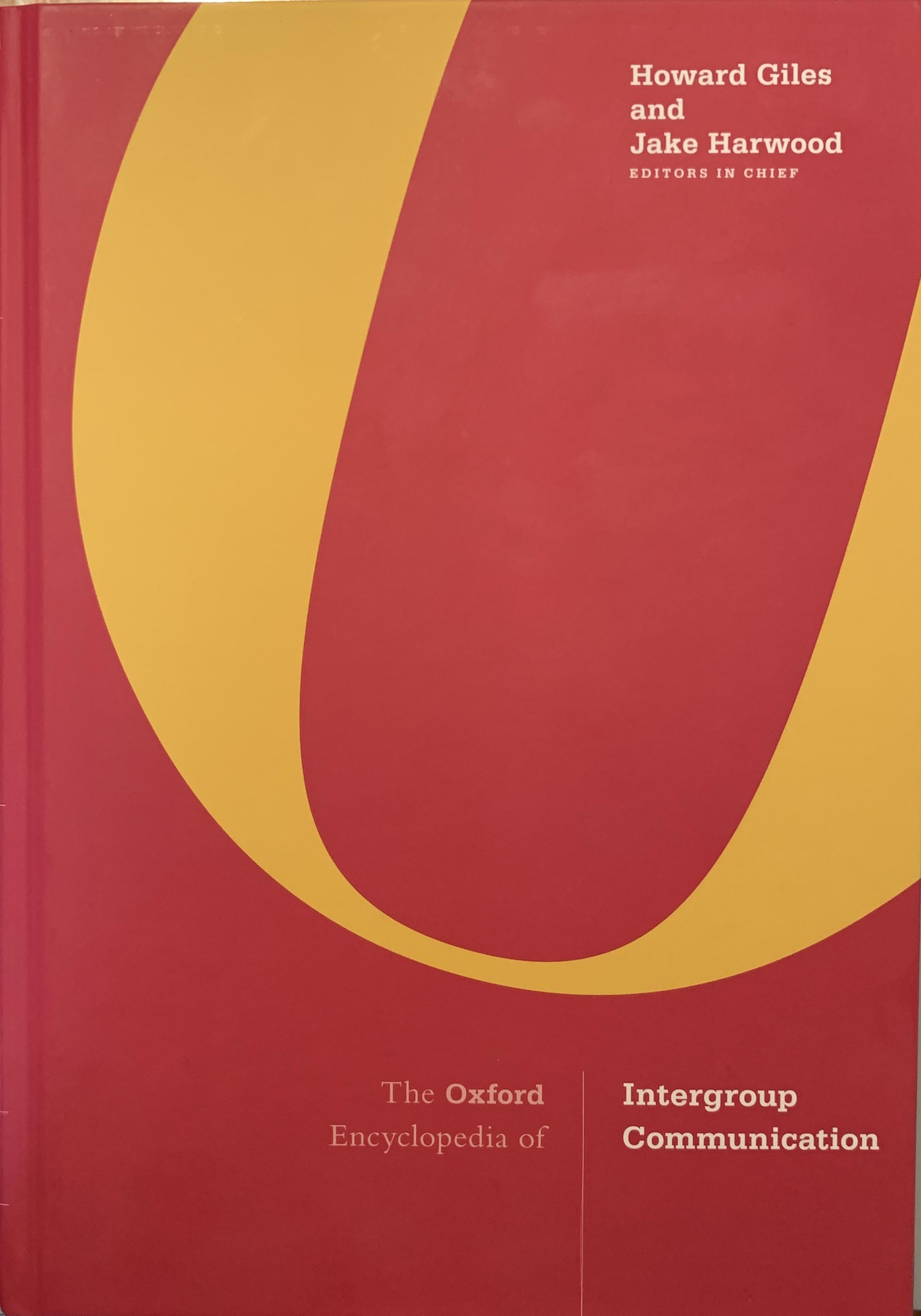 L'autora ha escrit l'article  Intergroup Communication:Spain   Read the article here