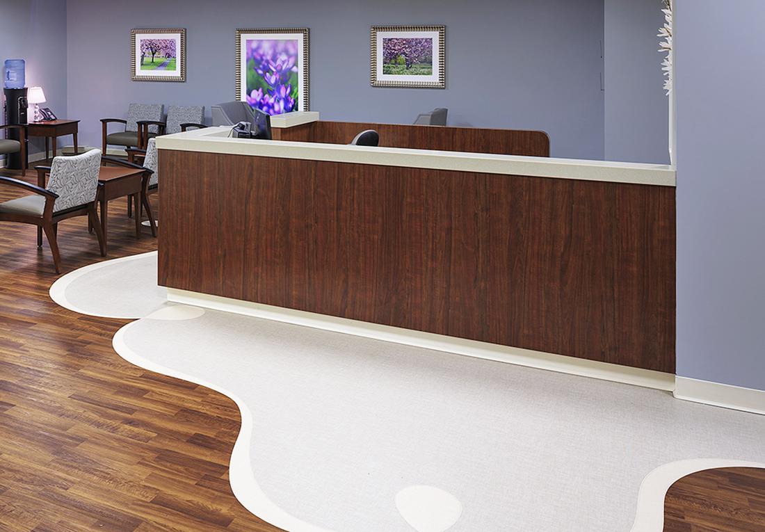 Tuf Stuf Classic Cut_GeorgeWashingtonUniversityHospital Nurses Station_with Teknoflor.jpg
