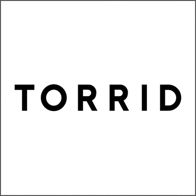 Torrid  ALL CLEARANCE ITEMS ARE BUY ONE, GET  ONE FREE!  *Exclusions may apply, see store associate for details.