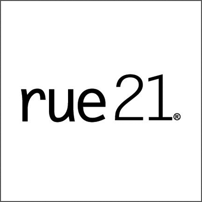 Rue 21  BUY ONE, GET ONE 50% OFF STYLES THROUGHOUT THE STORE!  *Excludes select styles, gift cards & prior sales.
