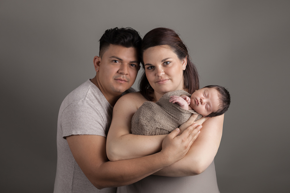 Newborn Family Photography Near Hawaii and DC